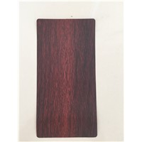 PVDF Decorative Film of High-Performance For Doors&Windows&Cabinet of wood grain