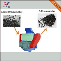 Tire Processing Equipment Plant--Rubber Secongary Crusher