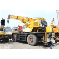 USED 35 TON KATO KR-35H ROUGH TERRAIN TRUCK CRANE FOR SALE/USED KATO CRANE
