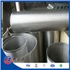 Johnson screen wedge wire screen pipe for solid-liquild separation