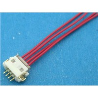 Wire Harness Assemblies With SMD Header Equal Hirose 1.25MM Pitch Connector for mini motor