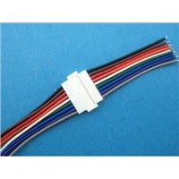 Robotics Wire Harness Cable Assembly With Molex 510060800 Male Female Connector