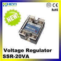 Resistance type Solid state voltage regulator