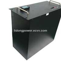 48V 100AH Lithium Iron Phosphate Battery For TelecommunicatIon Equipments