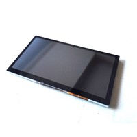 "China supplier Banana pi 7"" lcd display touch screen monitor capacitive for raspberry pi"