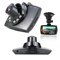 "HD 1080P 2.7"" LCD Car DVR Dash Camera Crash Cam G-sensor Night Vision HDMI"