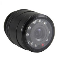 Rearview camera with infrared light HD night vision