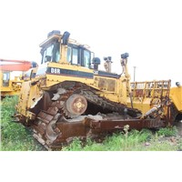 USED ORIGINAL CAT D8R BULLDOZER, CATERPILLAR D8R BULLDOZER FOR SALE