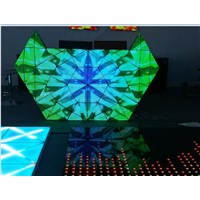 LED Shaped Display