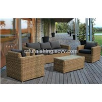 Luxury Rattan Garden Furniture Sofa Set Patio Conservatory Wicker Outdoor