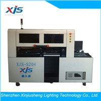 led assembly line pick and place machine