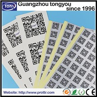 sticker label remover barcode label for sale