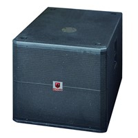15'' Subwoofer Floor Subwoofer Audio Visual Products