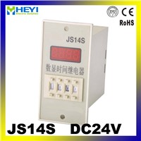 JS14S time relay digital display timer relay