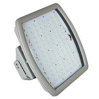 5 years Warranty DLC UL cUL Petrol Station LED Canopy Lighting 200w