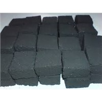 Block Shape Charcoal Briquette