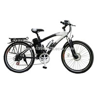 Mountain electric bike with strict quality