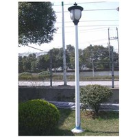 Garden lamp pole light pole