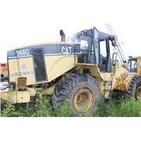 USED ORIGINAL CATERPILLAR 966G WHEEL LOADER/USED CAT WHEEL LOADER FOR SALE