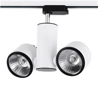 Double LED Track Light/CREE LED Track Spotlight/Shop Light