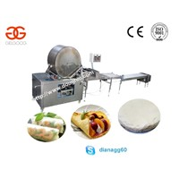 Fully Automatic Spring Roll Sheet Making Machine for Sale