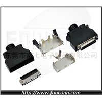 SCSI Connector 36Pin Solder Male CN-Type