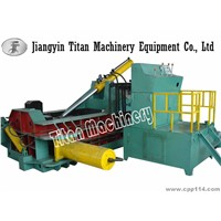 stainless steel baler compactor baling machine
