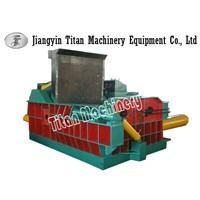 160 tons baling machine for scrap metal
