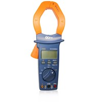 VC3228A+ Digital clamp meter Three-phase True RMS Data hold Power clamp meter with clamp light