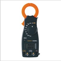 VC3266L+ Digital Multimeter AC/DC Resistance/Diode/Live wire verification Mini Clamp meter
