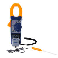 VC3268C+ AC 1000A True RMS multifunction digital Clamp meter/ Phase meter/ Temperature tester
