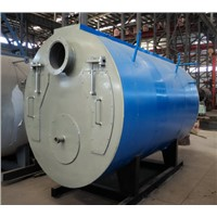 WNS oil(gas) fired LPG gas natrual gas steam boiler supplier