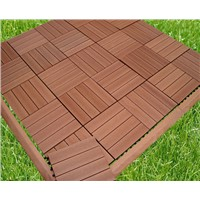 WOOD PLASTIC COMPOSITE FLOOR AND TILE