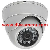 720p 1Mp 24Leds IR 40meters Indoor HD-AHD IR Night-vision Dome Camera