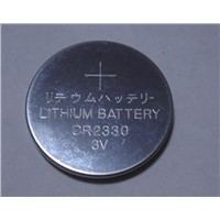 CR2330 3.0v 260mah Lithium Coin Cell Battery rechargeable battery button limo2 battery battery