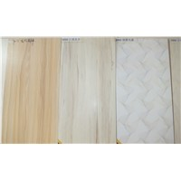 Melamined plywood with full hardwood core