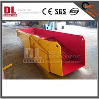 DUOLING ( DL) LOW COST  LARGE OUTPUT TIME-SAVING CZG SERIES VIBRATING FEEDER