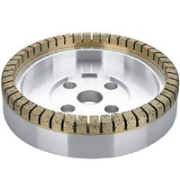 Diamond wheel dia 175-22-15*10-100#