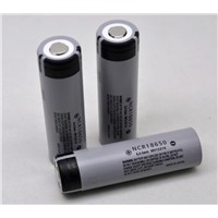Genuine 10A Discharge NCR18650BD 3200mah NCR18650B,NCR18650BE for power tools