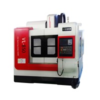 High speed CNC vertical machining center VL850 with MITSUBISHI/SIEMENS/FANUC system