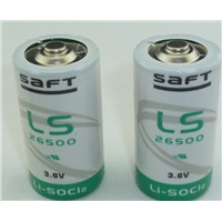 LS26500 3.6V Li-SOCl2 Lithium Battery (New and Original Battery)