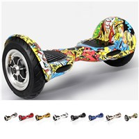 10 inch Electric Scooter colorful self balancing Electric scooter Motorcycle Electric Scooters