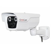 4x Auto Zoom motorized lens P2P Bullet 1080P IP Camera