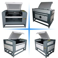 60w co2 acrylic laser cutting machine FL-460 for nameplates