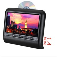 "9""HD LED Active Headrest DVD Player with HDMI Input(DV9917HDMI)"