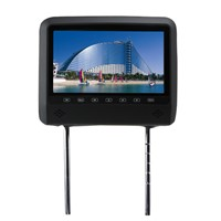 "9"" HD LED Headrest Monitor with slot in DVD Player and Pillow(DV9023-PAKG)"