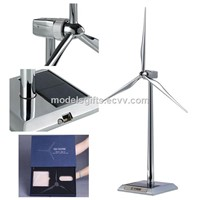 Customized Solar Wind Turbine Model