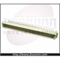 DIN41612 Connector 64Pin Right Angle Male