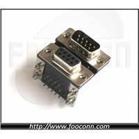D-SUB Connector Female and Male