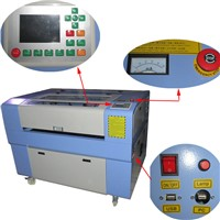 EFR 80W Co2 wood/acrylic laser engraving cutting machine